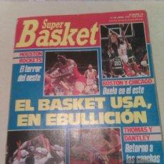 Coleccionismo deportivo: REVISTA SUPERBASKET SUPER BASKET AÑO 1991 NUMERO 76 BALONCESTO. Lote 32121948