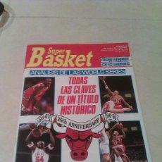 Coleccionismo deportivo: REVISTA SUPERBASKET SUPER BASKET AÑO 1991 NUMERO 87 BALONCESTO. Lote 32122118