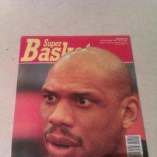 Coleccionismo deportivo: REVISTA SUPERBASKET SUPER BASKET AÑO 1991 NUMERO 90 BALONCESTO. Lote 32122132