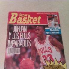 Coleccionismo deportivo: REVISTA SUPERBASKET SUPER BASKET AÑO 1992 NUMERO 112 BALONCESTO. Lote 32122149