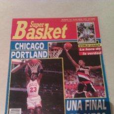 Coleccionismo deportivo: REVISTA SUPERBASKET SUPER BASKET AÑO 1992 NUMERO 131 BALONCESTO. Lote 32122157