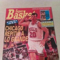 Coleccionismo deportivo: REVISTA SUPERBASKET SUPER BASKET AÑO 1992 NUMERO 133 BALONCESTO. Lote 32122164