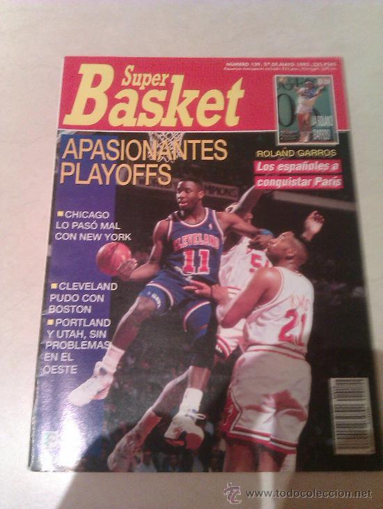 REVISTA SUPERBASKET SUPER BASKET AÑO 1992 NUMERO 129 BALONCESTO (Coleccionismo Deportivo - Revistas y Periódicos - otros Deportes)
