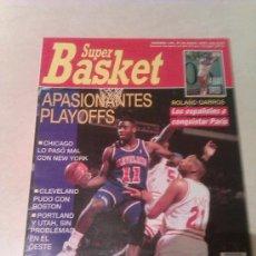 Coleccionismo deportivo: REVISTA SUPERBASKET SUPER BASKET AÑO 1992 NUMERO 129 BALONCESTO. Lote 32122187