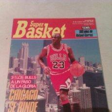 Coleccionismo deportivo: REVISTA SUPERBASKET SUPER BASKET AÑO 1991 NUMERO 85 BALONCESTO. Lote 32122195