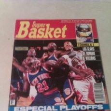 Coleccionismo deportivo: REVISTA SUPERBASKET SUPER BASKET AÑO 1992 NUMERO 128 BALONCESTO. Lote 32122205