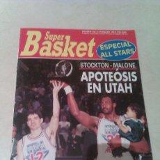 Coleccionismo deportivo: REVISTA SUPERBASKET SUPER BASKET AÑO 1993 NUMERO 166 BALONCESTO. Lote 32122211