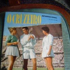 Coleccionismo deportivo: REVISTA O CRUZEIRO RIO DE JANEIRO 1 DE JULIO DE 1959. Lote 33443059