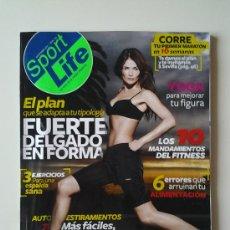 Coleccionismo deportivo: REVISTA SPORT LIFE NOVIEMBRE 2012. NUMERO 163. NUEVA. Lote 34586541