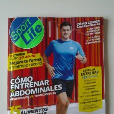 Coleccionismo deportivo: REVISTA SPORT LIFE NOVIEMBRE 2012. NUMERO 164. NUEVA. COMO ENTRENAR ABDOMINALES. Lote 34586554