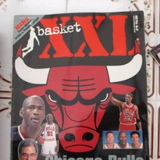 Coleccionismo deportivo: REVISTA BALONCESTO NBA XXL BASKET MICHAEL JORDAN EDICION COLECCIONSTAS 1998 MONOGRAFICO 114 PÁGINAS. Lote 34609044
