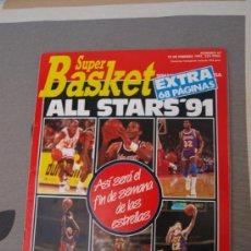 Coleccionismo deportivo: REVISTA BALONCESTO NBA 1991 SUPERBASKET 67 MICHAEL JORDAN MAGIC JOHNSON CLYDE DREXLER . Lote 34615552
