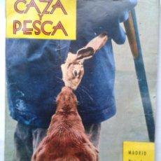 Coleccionismo deportivo: REVISTA CAZA Y PESCA Nº 275 - NOVIEMBRE 1965.. Lote 35534103