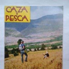 Coleccionismo deportivo: REVISTA CAZA Y PESCA Nº 284 - AGOSTO 1966. Lote 35534155