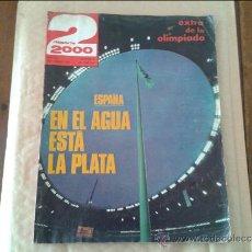 Coleccionismo deportivo: DEPORTE 2000 Nº 92. Lote 36539351