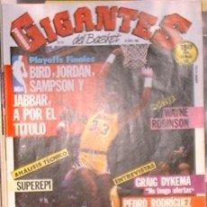 Coleccionismo deportivo: REVISTA GIGANTES DEL BASKET Nº 25. 28 ABRIL DE 1986. Lote 36897035