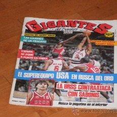 Coleccionismo deportivo: REVISTA GIGANTES DEL BASKET, Nº149.. Lote 37380086