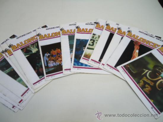 Coleccionismo deportivo: LOTE REVISTAS MI BALONCESTO ANTONIO DIAZ MIGUEL BASQUET - Foto 2 - 37462324