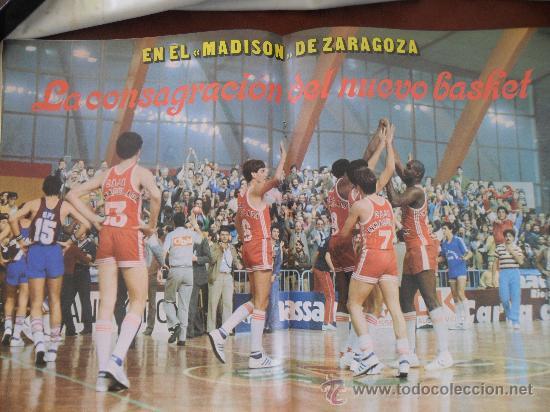 Coleccionismo deportivo: antigua revista nuevo basket numero 116 año 1984 ver fotos hay varias - Foto 4 - 37895088