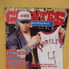 Coleccionismo deportivo: GIGANTES BASKET 565 AGOSTO 1996 - BARKLEY. Lote 39374029