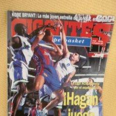Coleccionismo deportivo: GIGANTES BASKET 619 SEPTIEMBRE 1997. Lote 39374921