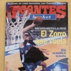 Coleccionismo deportivo: GIGANTES BASKET 682 - NOVIEMBRE 1998. Lote 39882905