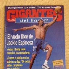 Coleccionismo deportivo: GIGANTES BASKET 679 - NOVIEMBRE 1998. Lote 39882963