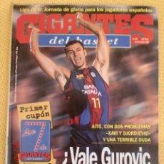 Coleccionismo deportivo: GIGANTES BASKET 676 - OCTUBRE 1998. Lote 39882976