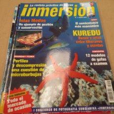 Coleccionismo deportivo: INMERSION. 4 NUMEROS. Lote 40328733