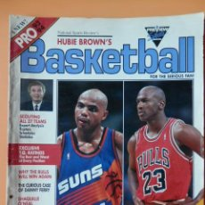 Coleccionismo deportivo: HUBIE BROWN'S BASKETBALL. PRO 93-94 - DIVERSOS AUTORES. Lote 38950473