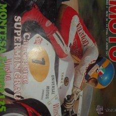 Collectionnisme sportif: SOLO MOTO, Nº 94 , 1977 . Lote 40892010