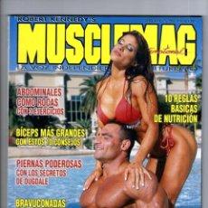 0e542051942 MUSCLEMAG Nº 190   LA VOZ INDEPENDIENTE DEL CULTURISMO + GUIA NUTRICION    ROBERT KENNEDY S · Coleccionismo Deportivo - Revistas ...