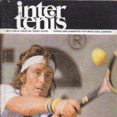 Coleccionismo deportivo: REVISTA INTER TENIS Nº 64. Lote 41767257