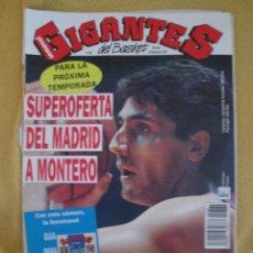 Coleccionismo deportivo: GIGANTES DEL BASKET. NO. 360 - SEPTIEMBRE 1992. Lote 42168669