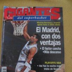 Coleccionismo deportivo: GIGANTES DEL BASKET. NO. 446 - MAYO - 1994 . Lote 42199097