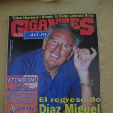Coleccionismo deportivo: GIGANTES DEL BASKET. NO. 563 - AGOSTO - 1996 . Lote 42281971