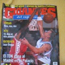 Coleccionismo deportivo: GIGANTES DEL BASKET. NO. 632 - DICIEMBRE - 1997. Lote 42285943