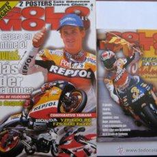 Coleccionismo deportivo: REVISTA SOLO MOTO Nº 1201 AÑO 1999 - ALEX CRIVILLÉ + REGALO DE LA MINI GUÍA SOLO MOTO GP DE MONTMELÓ. Lote 42294905