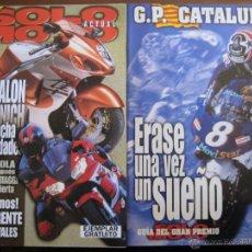Coleccionismo deportivo: REVISTA SOLO MOTO Nº 1162 AÑO 1999 - EJEMPLAR GRATUITO + REGALO DE LA GUÍA SOLO MOTO GP DE MONTMELÓ. Lote 42294923