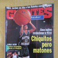 Coleccionismo deportivo: GIGANTES DEL BASKET. NO. 638 - ENERO - 1998. Lote 42301482
