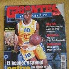Coleccionismo deportivo: GIGANTES DEL BASKET. NO. 747 - FEBRERO - 2000 . Lote 42312134