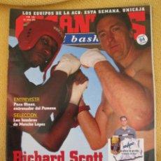 Coleccionismo deportivo: GIGANTES DEL BASKET. NO. 889 - NOVIEMBRE - 2002. Lote 42329127