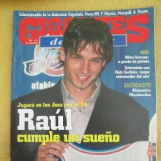 Coleccionismo deportivo: GIGANTES DEL BASKET. NO. 873 - JULIO - 2002. Lote 42332926