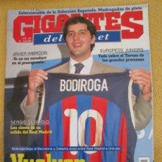 Coleccionismo deportivo: GIGANTES DEL BASKET. NO. 872 - JULIO - 2002. Lote 42332990