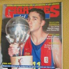 Coleccionismo deportivo: GIGANTES DEL BASKET. NO. 922 - JULIO - 2003 . Lote 133019747