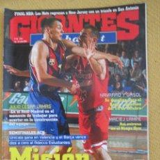 Coleccionismo deportivo: GIGANTES DEL BASKET. NO. 919 - JUNIO - 2003 . Lote 42372868