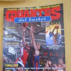 Coleccionismo deportivo: GIGANTES DEL BASKET. NO. 971 - JUNIO - 2004 . Lote 42399827