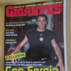 Coleccionismo deportivo: GIGANTES DEL BASKET. NO. 1075 - JUNIO - 2006. Lote 42479683