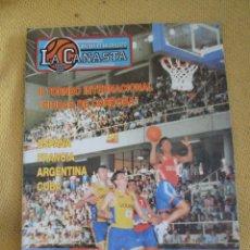 Coleccionismo deportivo: REVISTA BALONCESTO LA CANASTA 1994. Lote 42560052