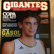 Coleccionismo deportivo: GIGANTES DEL BASKET Nº 1409 FEBRERO 2014. Lote 42573428